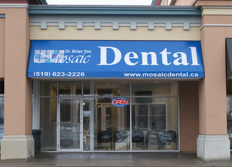 Mosaic Dental Exterior